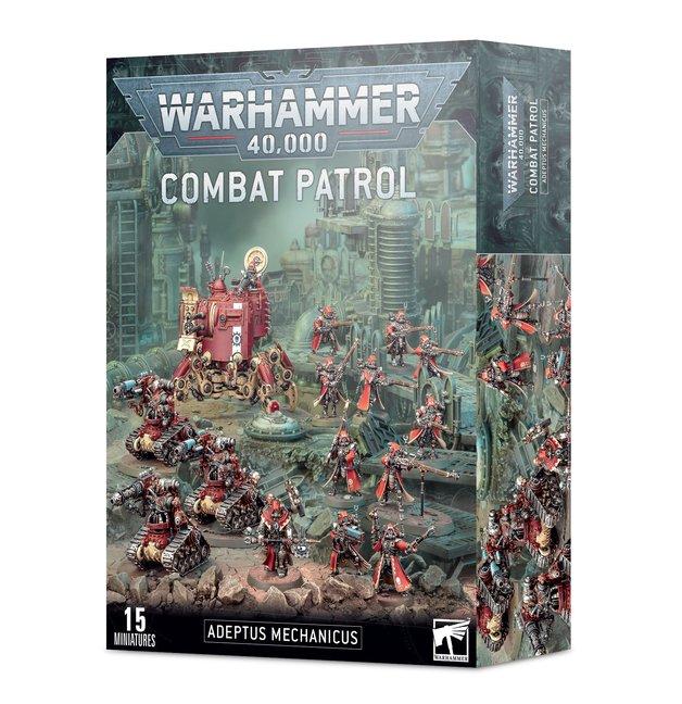 Warhammer 40,000: Combat Patrol - Adeptus Mechanicus