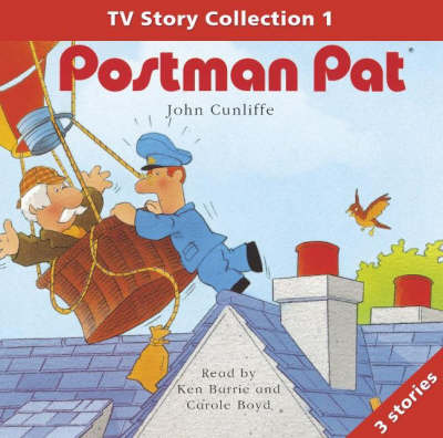 Postman Pat Story Collection: Television Stories: v. 1 by John Cunliffe image