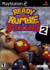 Ready 2 Rumble: Round 2 for PS2