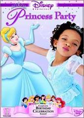 Princess Party - Birthday Celebration on DVD