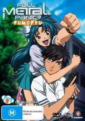 Full Metal Panic? Fumoffu - Vol 2 - Full Metal Fracas! on DVD
