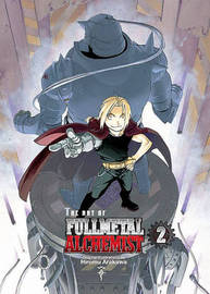 The Art of Fullmetal Alchemist 2 by Hiromu Arakawa