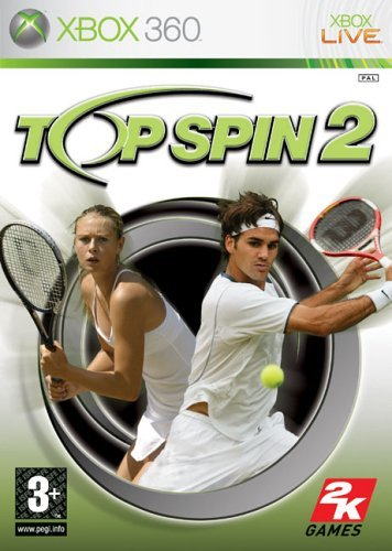 Top Spin 2 for Xbox 360
