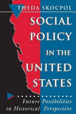 Social Policy in the United States by Theda Skocpol image