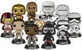 Star Wars: Episode VII Pop! Vinyl Figure Bundle
