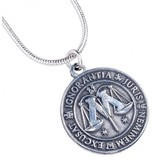 Harry Potter Pendant & Necklace - Ministry of Magic (silver plated)