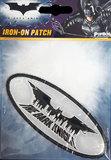 Batman: The Dark Knight (Logo) - Iron-On Patch
