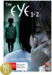 Eye 1 And 2, The (2 Disc Box Set) on DVD