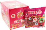 Bebeto: Spaghetti Strawberry 80g (12pk)