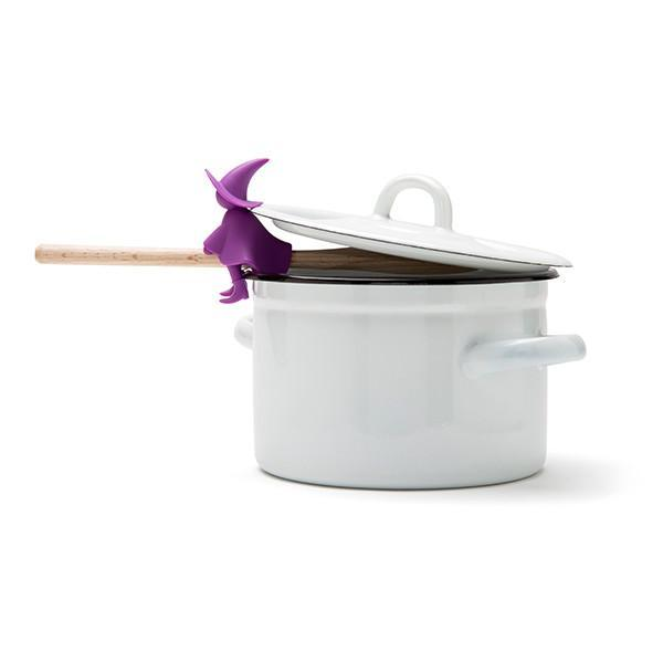 Witch Agatha Spoon Holder/Steam Releaser image