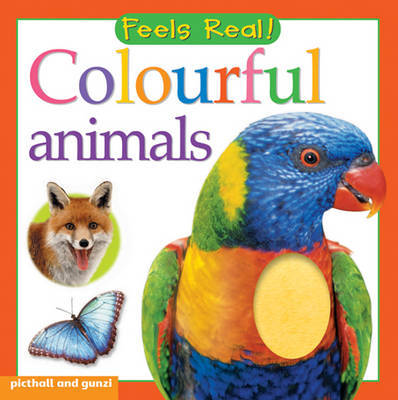 Colourful Animals by Christiane Gunzi