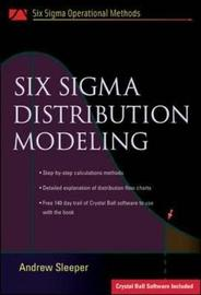 Six Sigma Distribution Modeling by Andrew Sleeper