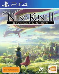 Ni no Kuni II: Revenant Kingdom for PS4