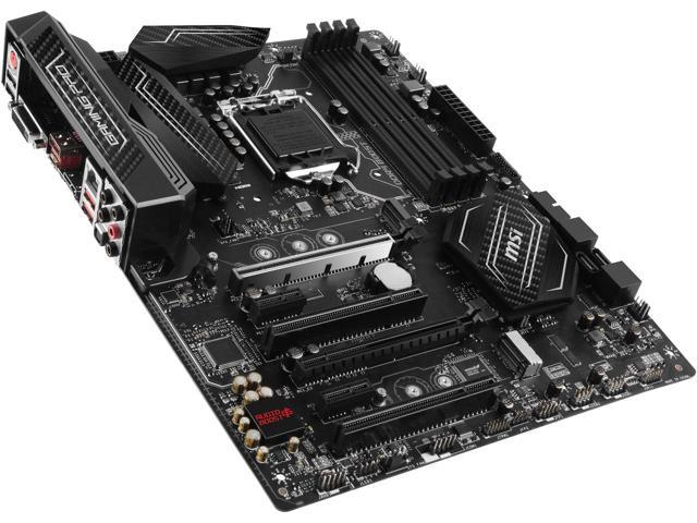 MSI B250 Gaming Pro Carbon Motherboard image