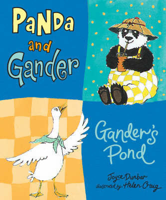 Gander's Pond by Joyce Dunbar image