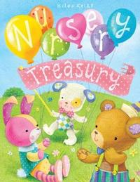 Nursery Treasury - 384 Pages by Kelly Miles image
