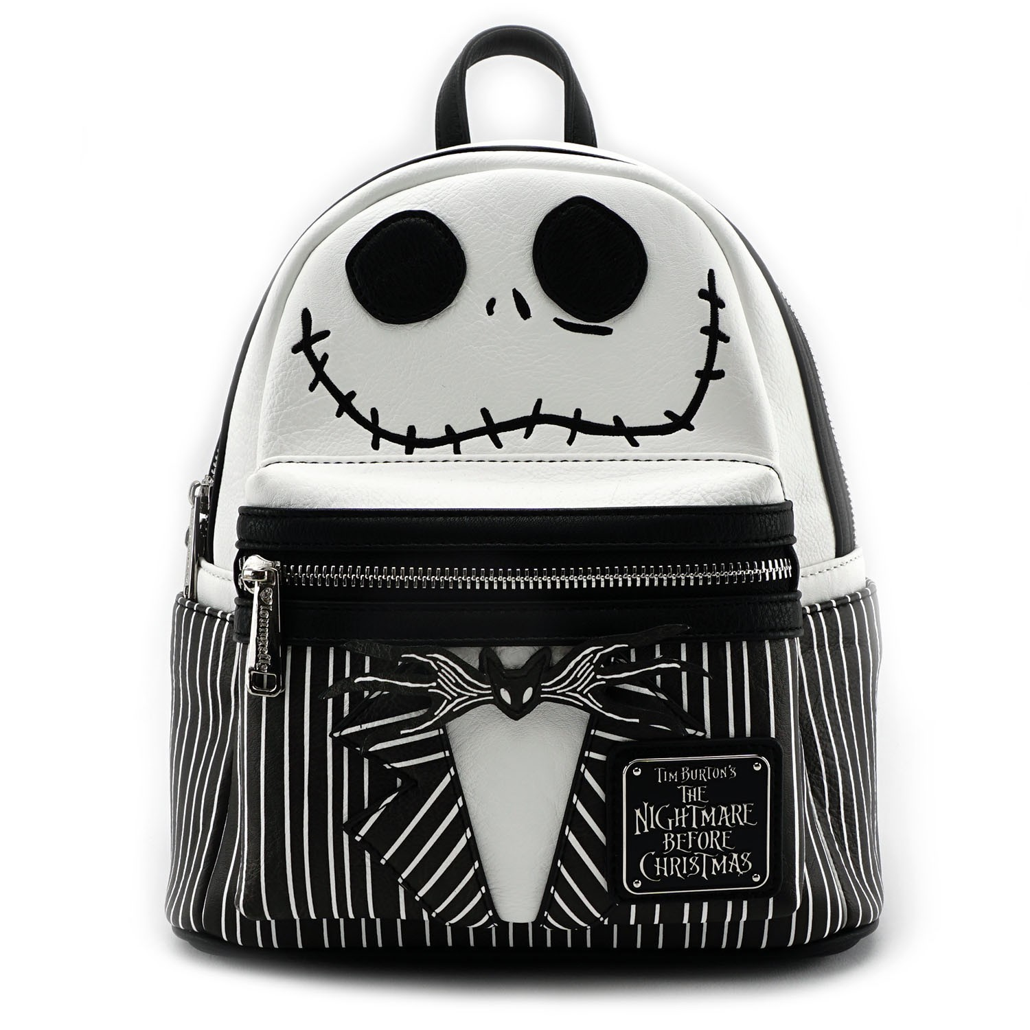 Disney Nightmare Before Christmas Jack Cosplay Mini Backpack ...