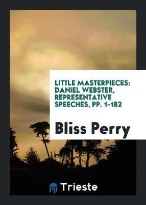 Little Masterpieces by Bliss Perry