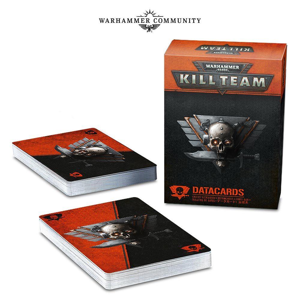 Warhammer 40,000: Kill Team - Datacards image