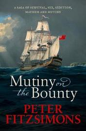 Mutiny on the Bounty by Peter FitzSimons image