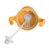 B.Box: Sippy Cup V2 - Neon Orange Zing