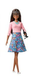 Barbie: Teacher Doll - (African American) image