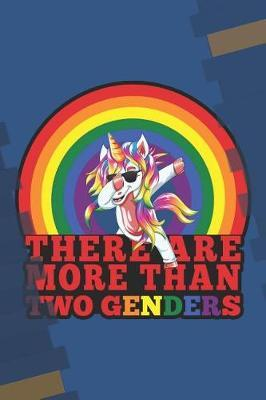 There Are More Than Two Genders by Lgbt Notebook