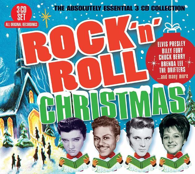 Rock 'n' Roll Christmas by Various