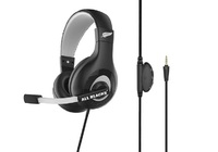 Playmax MX1 Universal Headset - All Blacks Edition for PS4 image