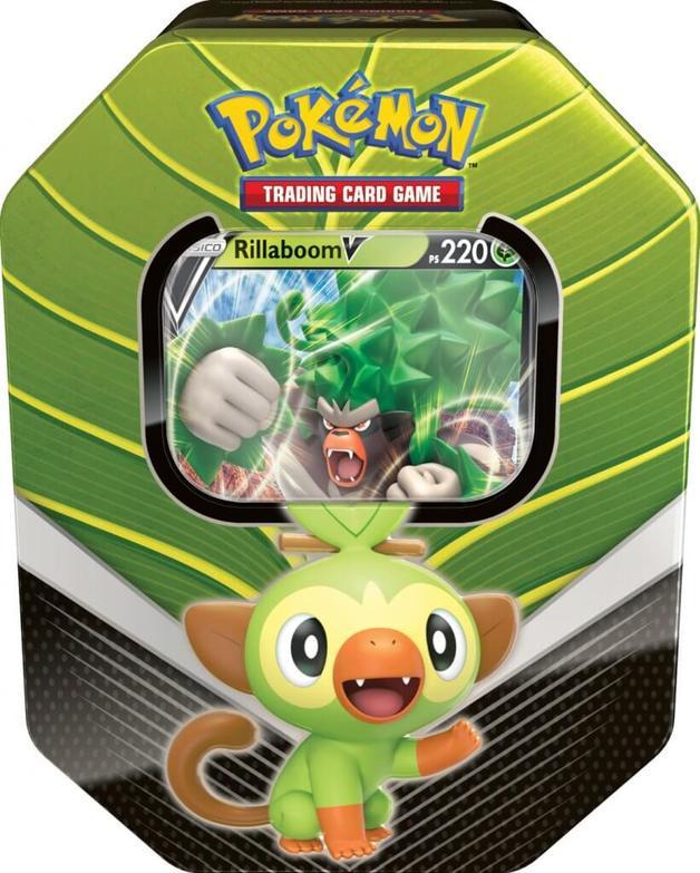 Pokemon TCG: Galar Partners Rillaboom V