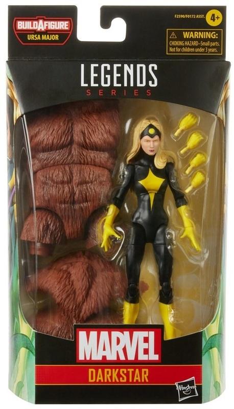 "Marvel Legends: Darkstar - 6"" Action Figure"