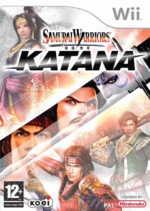 Samurai Warriors: KATANA for Wii