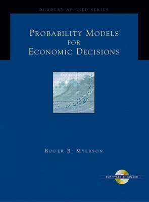 Probability Models for Economic Decisions by Curt Hinrichs image