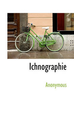 Ichnographie by * Anonymous