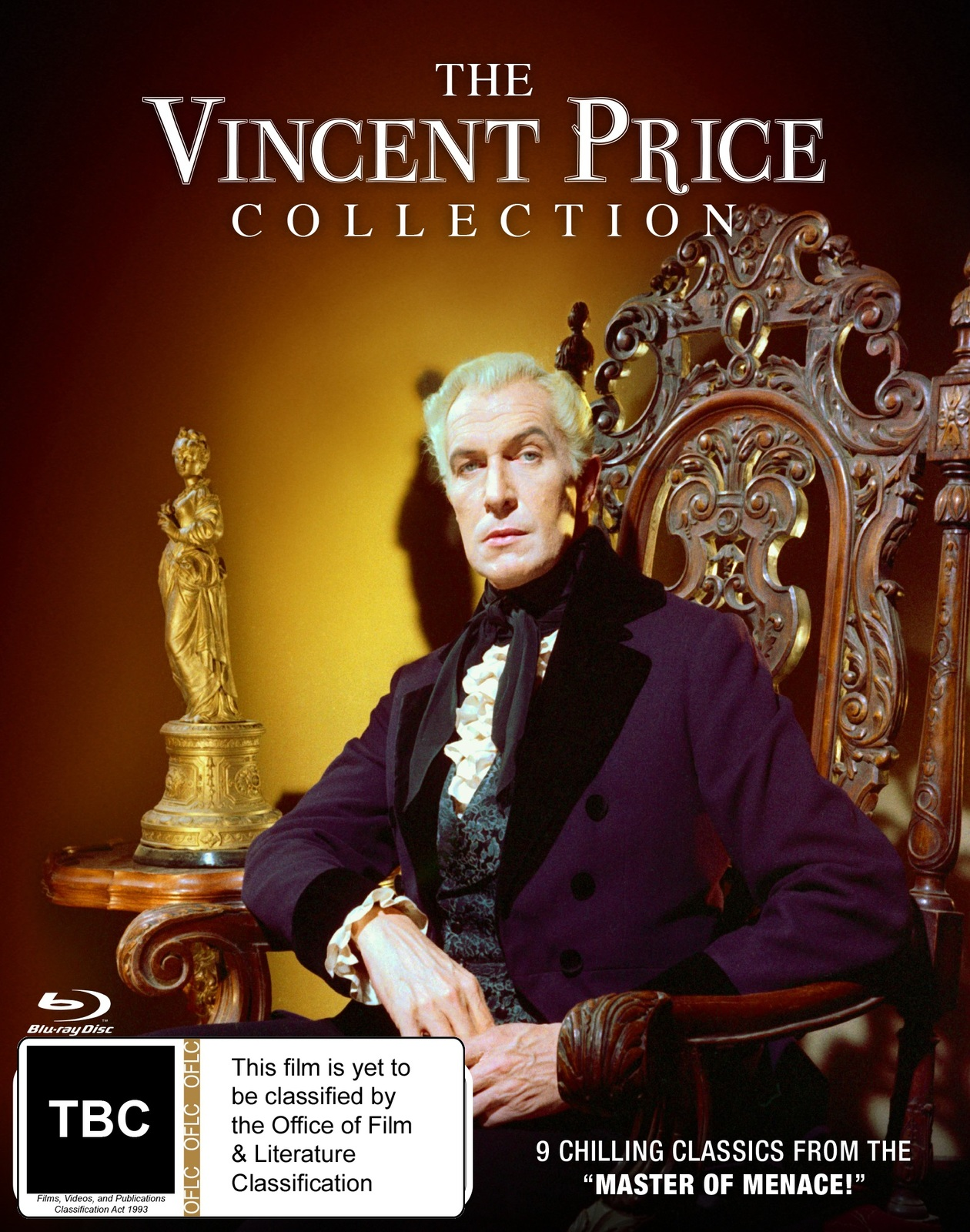 Vincent Price Collection on Blu-ray image