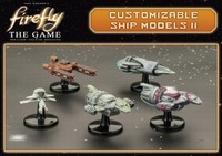 Firefly the Game: Ship Set II