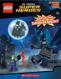 Activity Book #2 with Minifigure (Lego DC Comics Super Heroes) by Ameet Studio