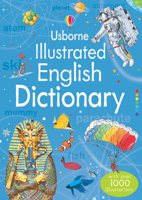 Illustrated English Dictionary by Jane Bingham