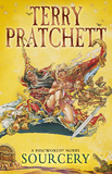 Sourcery (Discworld 5 - Rincewind/The Wizards) (UK Ed.) by Terry Pratchett