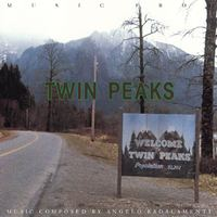 Music From Twin Peaks by Angelo Badalamenti