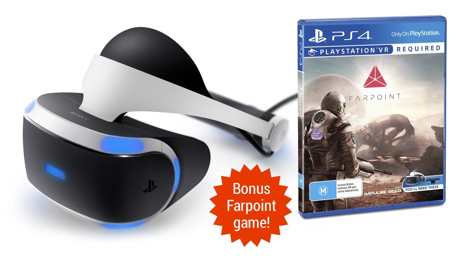 PlayStation VR Bundle for PS4 image