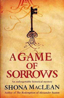 A Game of Sorrows by S. G. MacLean image