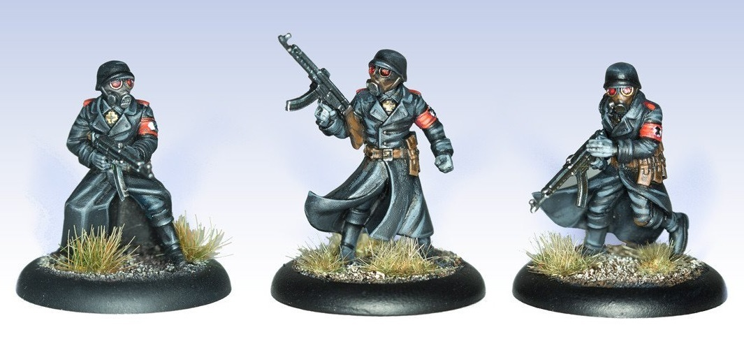 Achtung! Cthulhu - Black Sun Troopers image