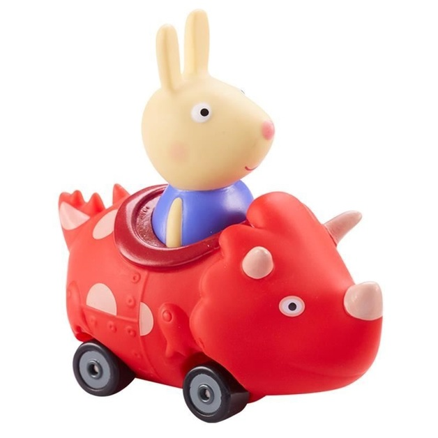Peppa Pig: Mini Buggy - Richard Rabbit
