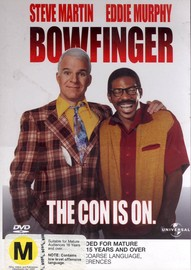 Bowfinger on DVD image