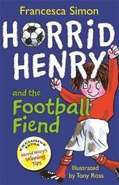 Football Fiend by Francesca Simon
