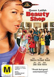 Beauty Shop on DVD image