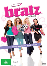 Bratz - The Movie on DVD