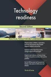 Technology Readiness Second Edition by Gerardus Blokdyk image