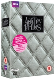 Absolutely Fabulous Absolutely Everything on DVD